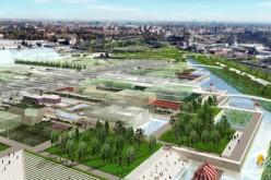 """Expo Milano 2015: l'80% della """"piastra"""" è completo"""