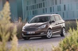 Ford svela la nuova C-MAX, l'auto iperconnessa