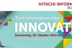 #BusinessDefinedIT: torna l'appuntamento con gli Hitachi Information Forums