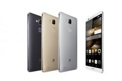 IFA 2014: Huawei svela il nuovo Ascend Mate 7 da 6 pollici