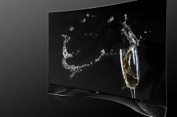 LG con Swarovski per il suo TV OLED curvo più prezioso