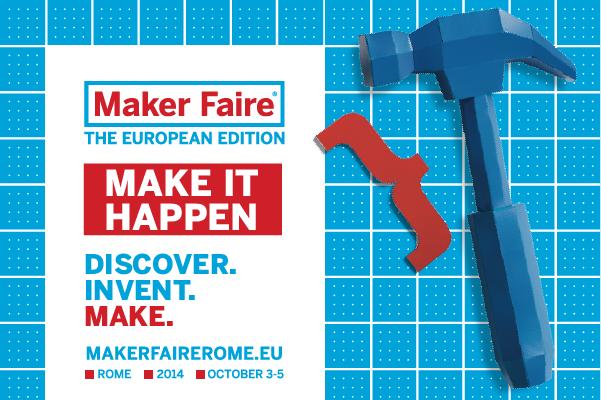 Maker Faire: innovazione e tecnologia