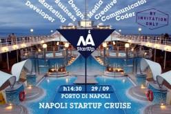 Al via Napoli Startup Cruise