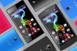ARCHOS presenta gli Smartphone Platinum