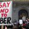 Guai per Uber in California, gli autisti si ribellano