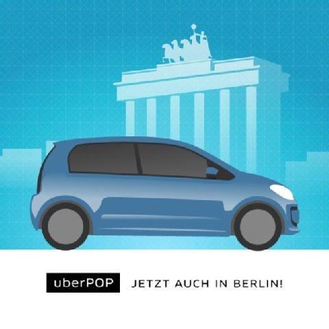 Uber torna operativo in Germania