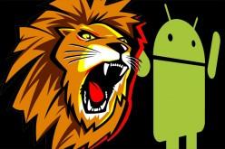 """Android: la versione 5.0 si chiamerà """"Lion"""""""