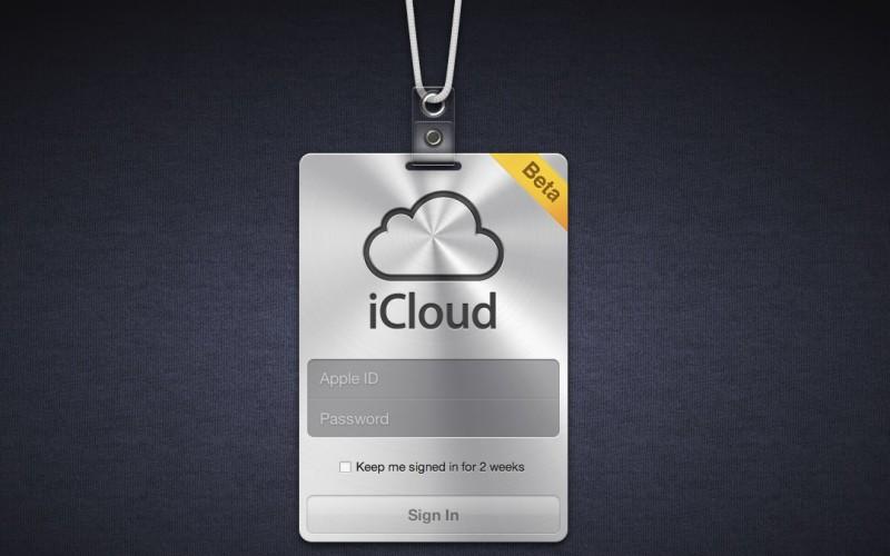 Apple invia la prima notifica di sicurezza iCloud