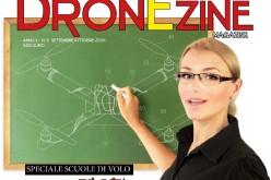Arriva DronEzine: la prima rivista sui droni