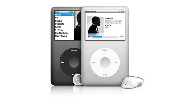 iPod Classic non è più in vendita