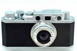 Kwanon: la prima fotocamera di Canon