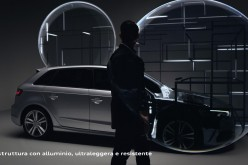 Effetti speciali per il nuovo spot della Audi A3 Sportback