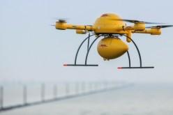Dhl è il primo a utilizzare droni per le consegne