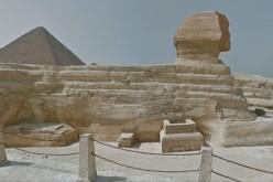 Google: le piramidi d'Egitto arrivano su Street View