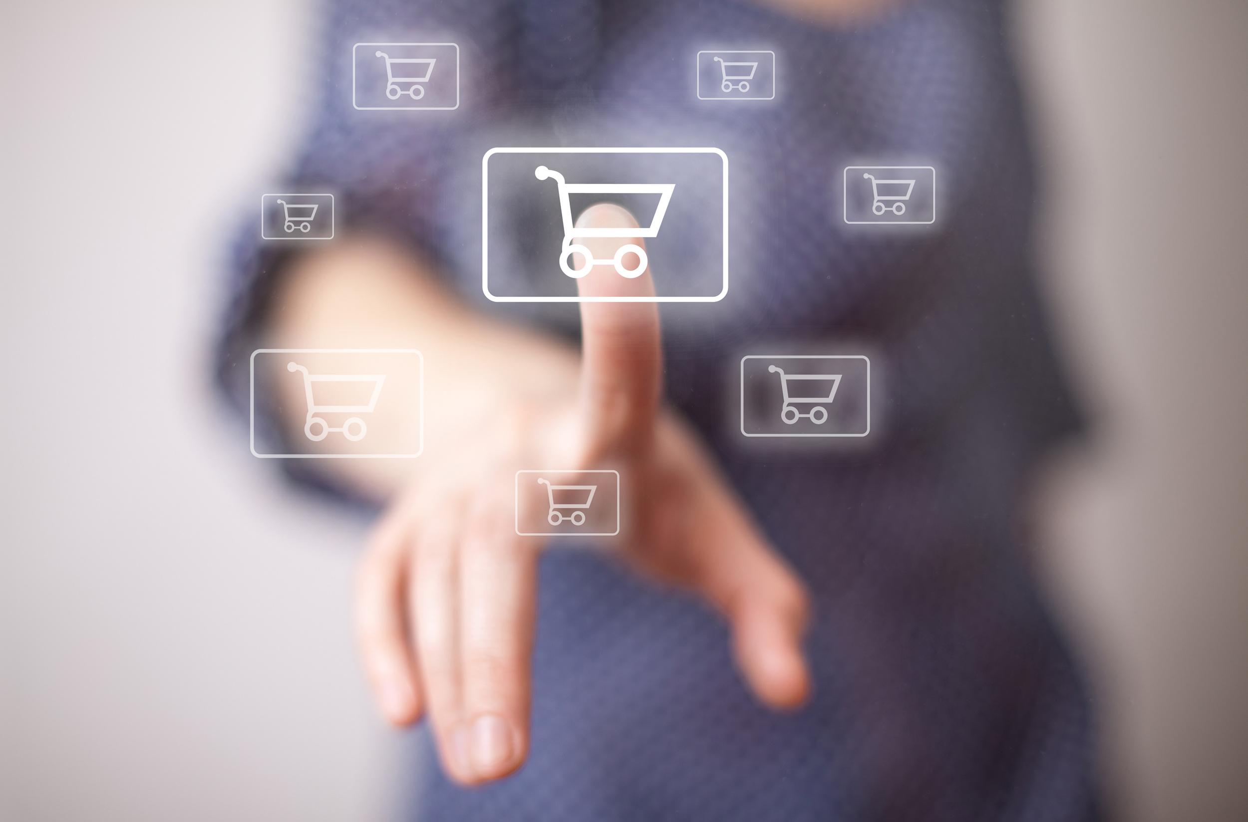 Il commercio digitale globale rallenta ma continua a crescere
