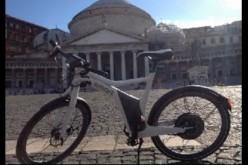 Smart ebike: test drive a Napoli