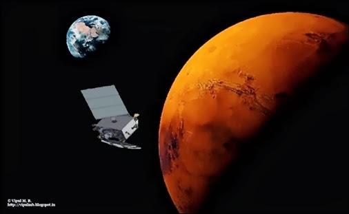 Marte, anche l'India sul Pianeta rosso con volo low cost