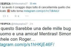Aida Yespica Twitter e Instagram: tradita, volano accuse e foto