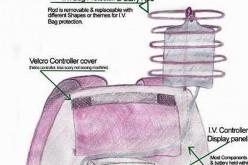 Chemioterapia, bimba inventa uno zainetto per aiutare a sopportarla