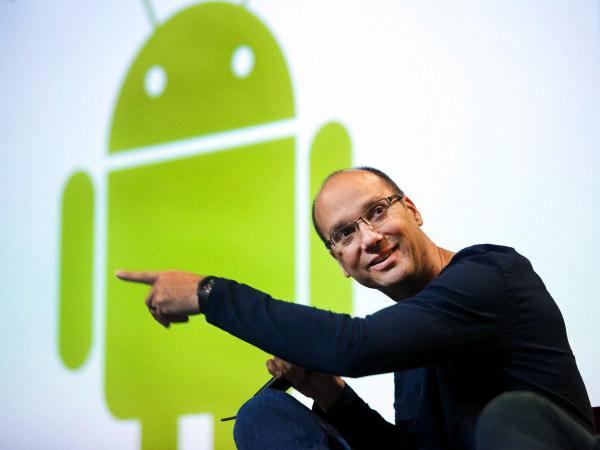 Andy Rubin lascia Google per dedicarsi alla robotica