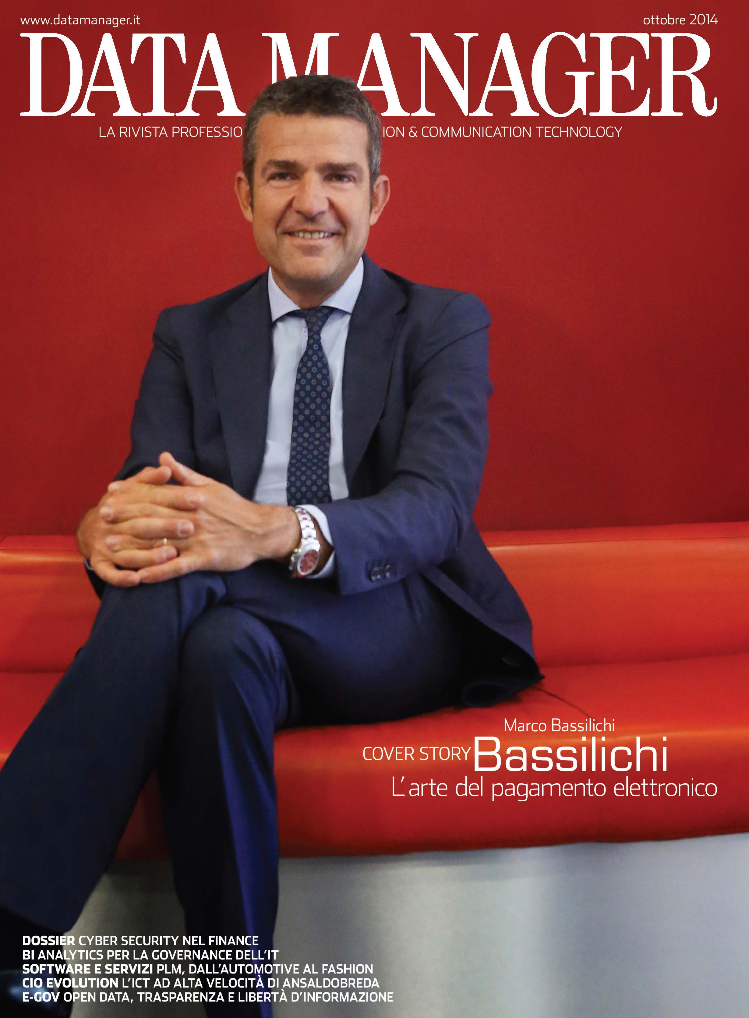 Data Manager la rivista mensile dell'ICT