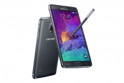 Samsung lancia Galaxy Note 4 in Italia