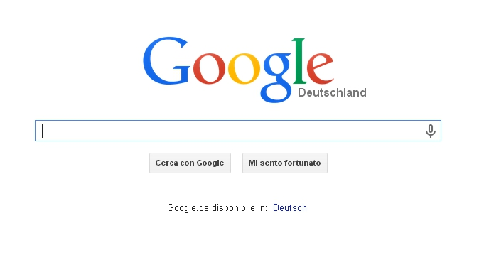 Google Search cambia in Germania