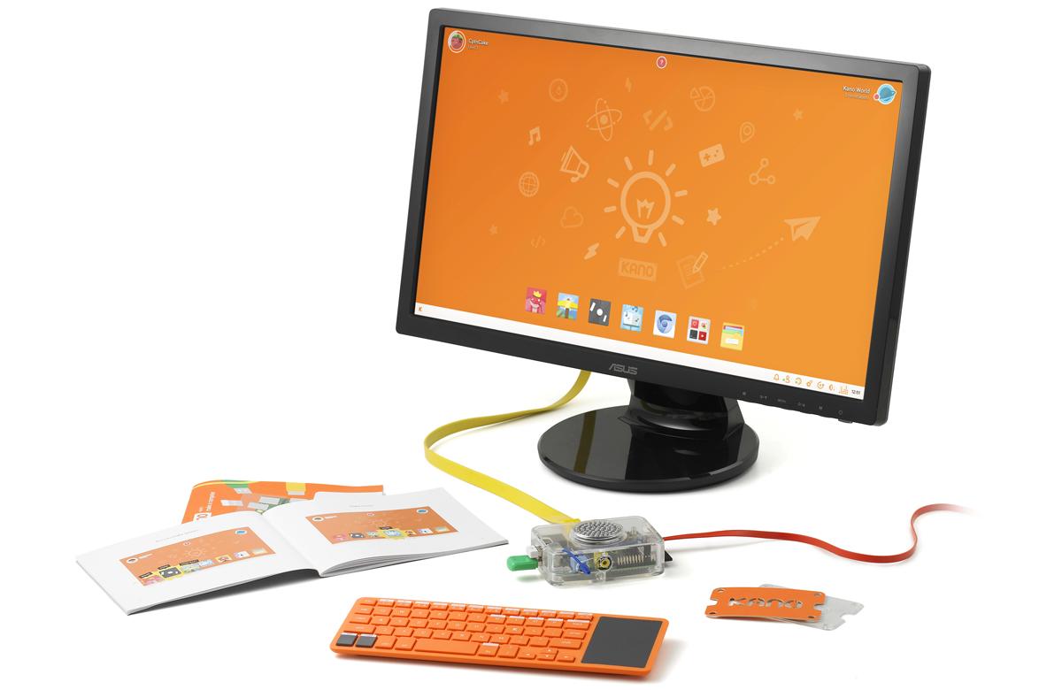 Kano: PC assemblabile per bambini