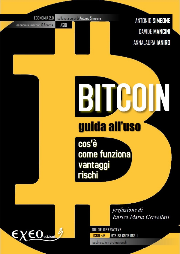 Libri bitcoin guida all'uso