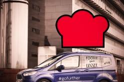 Ford con la Foodie Geek Dinner, alla ricerca degli artisti dello street food a bordo del Tourneo Courier