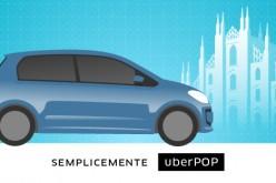 UberPop più economico a Milano