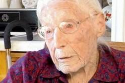 Nonna Facebook,a 114 anni costretta a mentire per iscriversi al social