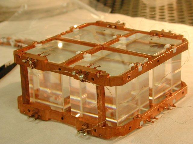 Cuore crea il cubo più freddo dell'Universo