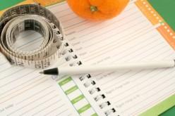 Il segreto per dimagrire? Tenere un diario alimentare