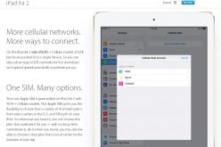 Apple SIM: una scheda molti operatori