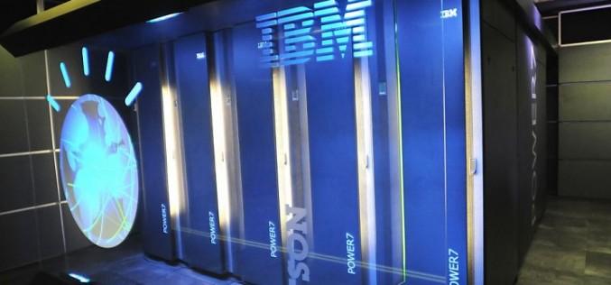 IBM, Watson sbarca anche in Italia