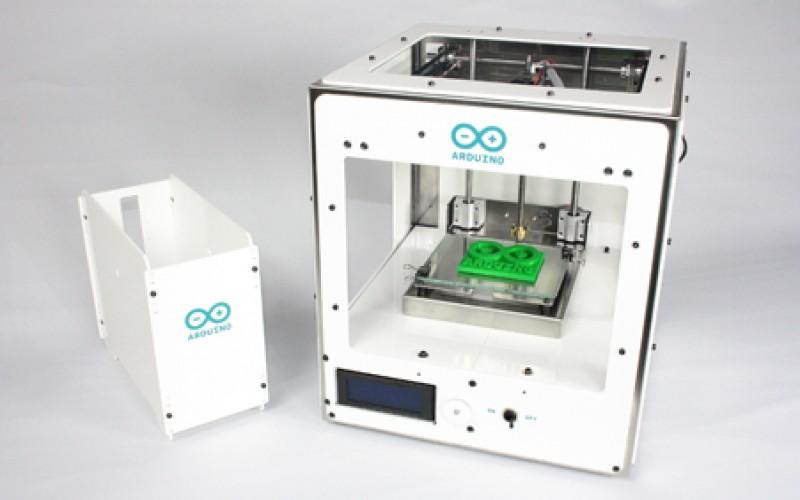 Materia 101: la stampante 3D low cost di Arduino