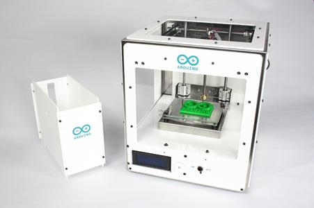Materia 101: stampante 3D di Arduino