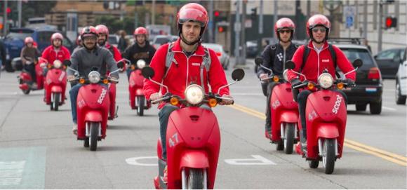 Scooter sharing a Milano, un'altra novità per Expo