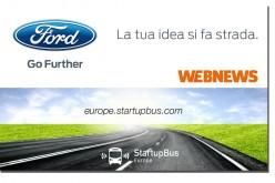 Ford Italia con StartupBus Italy: parte da Napoli il viaggio degli imprenditori di domani