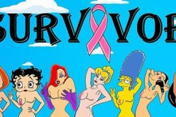 Cancro al seno, le eroine dei cartoni animati posano per sensibilizzare