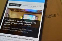 Galaxy Note 4: la nostra videoprova