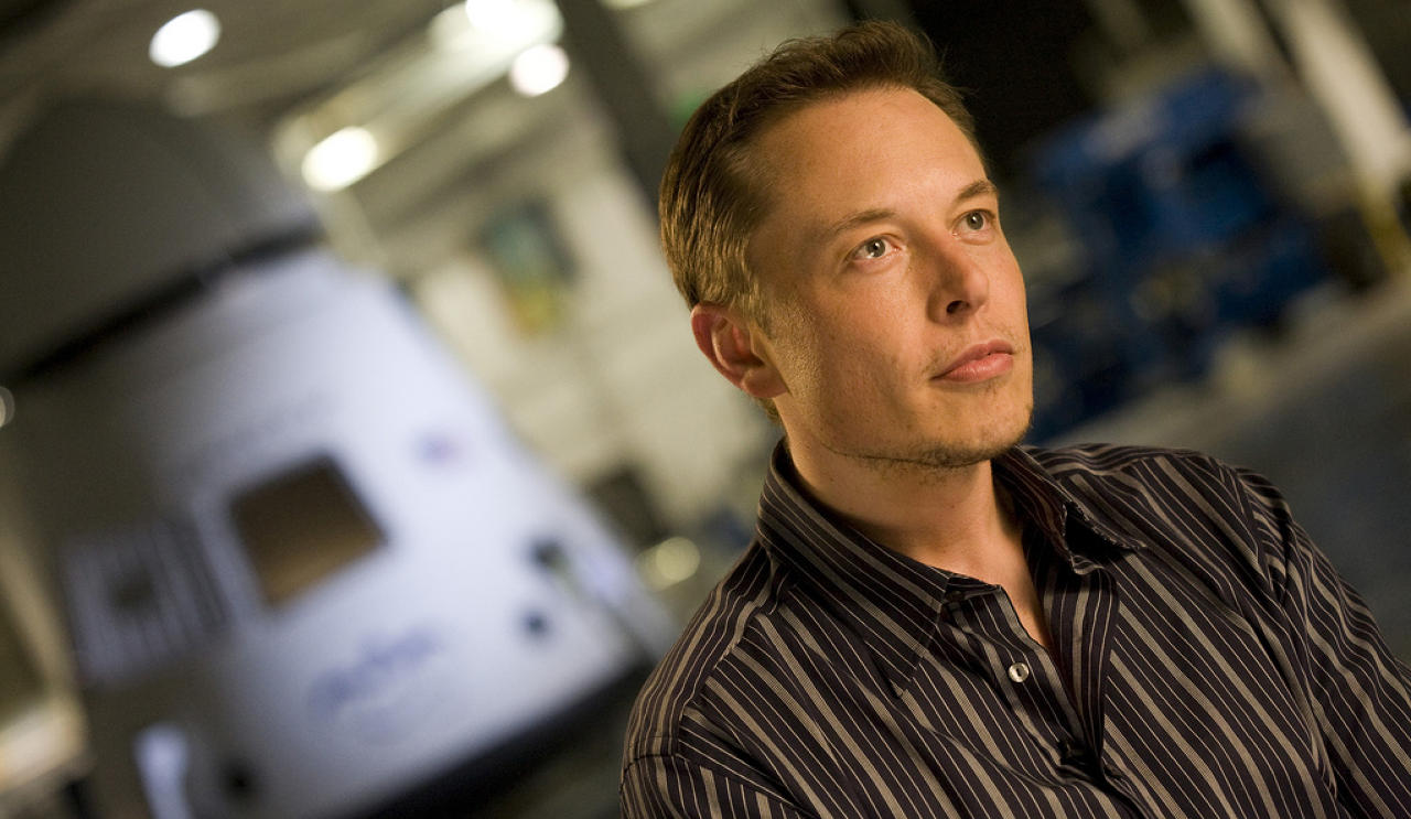 Elon Musk e i satelliti low cost anti-Digital Divide spacex marte