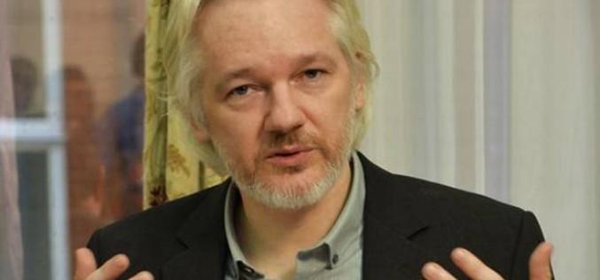 "Julian Assage senza Internet, Wikileaks: ""E' stato l'Ecuador"""