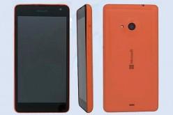 Ecco il primo Lumia con marchio Microsoft