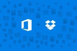 Microsoft Office si allea con Dropbox