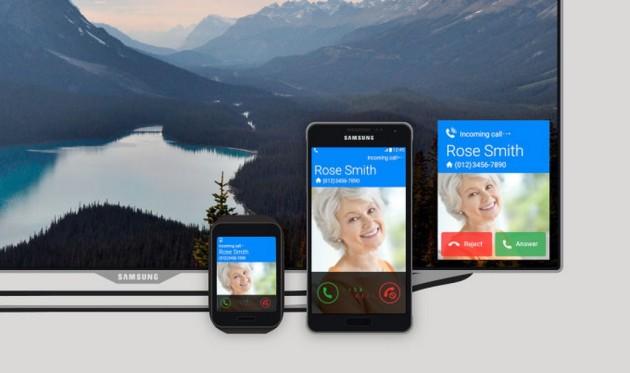 Samsung Flow e Proximity