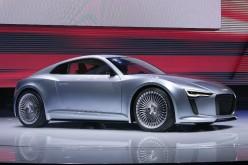Audi: 450 km con un pieno di elettricità