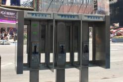 New York, le cabine telefoniche si trasformano in dispositivi hi-tech