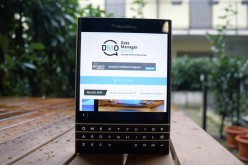 BlackBerry Passport: la videoprova